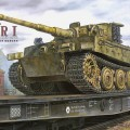 Tiger jeg Sent (Transportmiddel) - AFV Club 35S25