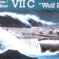 U-Boat Tipo VIIC - Revell 5015