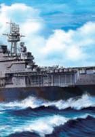 U.S. Aircraft Carrier Yorktown - Tamiya 31712