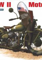 U.S. WW II Motorcycle WLA - MiniArt 35080