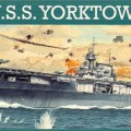 Изберете U. S. S. Йорктаун - Revell 5800