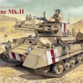 Valentine Mk.II British Infantry - AFV Club 35185