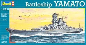 Yamato battlecruiser - Revell 5813
