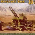 A-23-2 Anti-Aircraft gun - Ace Modelos 48101