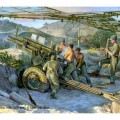 105mm Howitzer M2A1 & Carriage M2A2 - AFV Club 35182