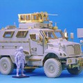 4 x 4 MRAP Truck Full-kit - Legende LF1235