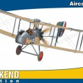 Airco DH-2 Édition du Week-end - Eduard 8443