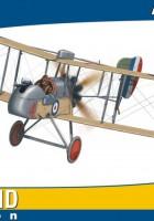 Airco DH-2 Víkendové Vydanie - Eduard 8443