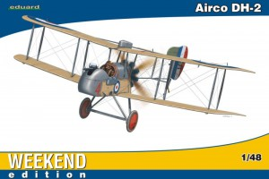 Airco DH-2 WeekEnd Edition - Eduard 8443