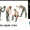 Auto-Repair Crew - Master Box MB3582