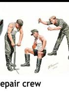 Auto-Repair Crew - Master Box MB3582
