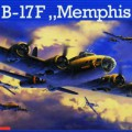 Б-17Ф Мемфис Белль - Ревелл 4279