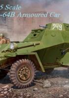 БА-64Б Бронирани автомобили - модели на видения VM-35002