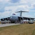 C-17A Globemaster III - Camminare Intorno