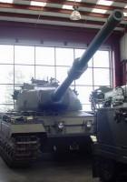 Užkariautojas Mk.1 - išorinis sukamaisiais apžiūra