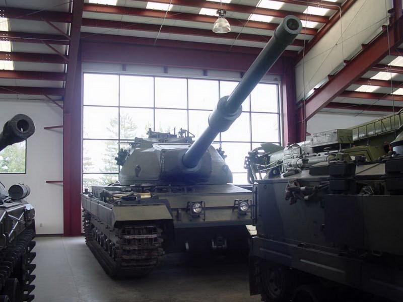 Завоеватель Mk.1 - WalkAround