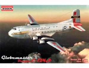 Douglas C-124A Globemaster II - Roden 306