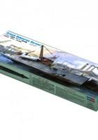 French Submarine Surcouf - HOBBY BOSS 83522