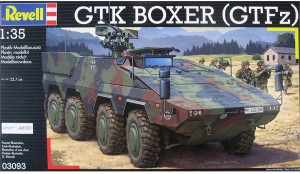 Το GTK Boxer (GTFz) - Revell 03093