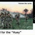 Hoved for Huey Vietnam War-serien master max MB35107