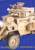 Humber MK I Armoured Car - Sovereign S2KV014