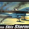 IL-2 Sturmovik z nartami - akademia 12286