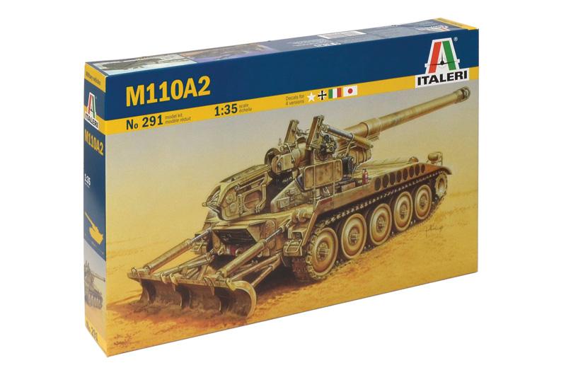 M110A2 - 291 ITALERI