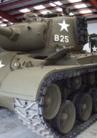M26a Pershing-WalkAround