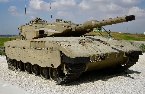 Merkava Mk1 - Walk Around
