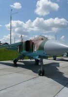 Mig-23МЛД - mobilną