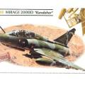 Mirage 2000D Kandaháru Heller 83524