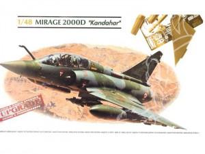 Mirage 2000D Kandahár - Heller 83524