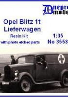 Opel Blitz 1t Lieferwagen - Dnepromodel 3553