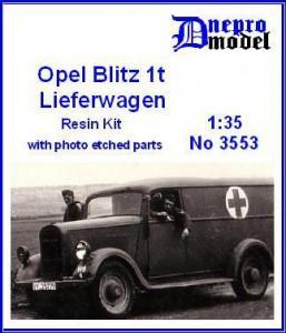 欧宝闪电1吨Lieferwagen-Dnepromodel3553