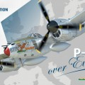 P-38J over Europa Limited Edition - Eduard 1170
