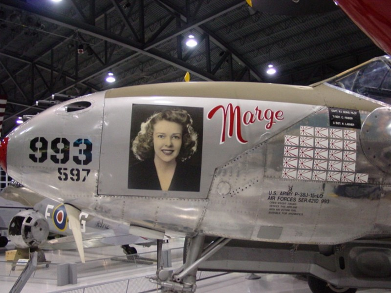 P-38L Marge - WalkAround