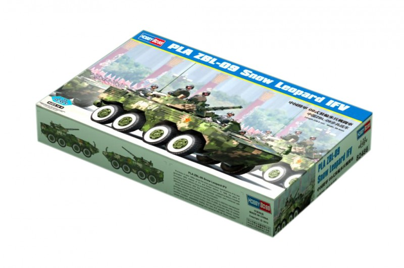 PLA ZBL-09 Snow Leopard IFV - HOBBY SJEFEN 82486