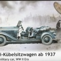 프로그램-Kübelsitzwagen ab1937-마스터 상자 MB35101