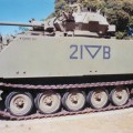 RAAC M113A1 - išorinis sukamaisiais apžiūra