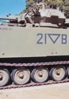 RAAC M113A1 - walkaround z żaglem