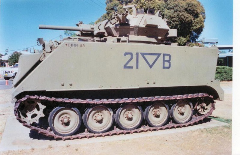 RAAC M113A1-WalkAround