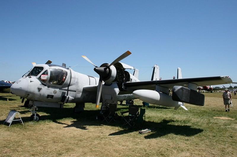 RV-1D Mohawk - Procházka Kolem