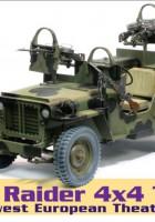 SAS Raider 4x4 Truck - Northwest European Theatre 1944 - DML 75042
