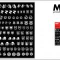 SS-WAFFEN unità simboli - MIG MW 3-222