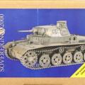 Sd Kfz 141 Panzer III Ausf A - Szuverén S2KV005