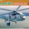 Sea King AEW.2 Guerre Des Malouines - Cyber-Hobby 5104