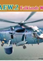 Sea King AEW.2 Falklands War - Cyber-Hobby 5104