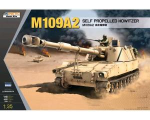 Selvkørende Haubits M109A2 - Kinetisk K61006