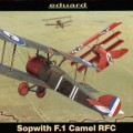 Sopwith F. 1 Camelo RFC - Eduard 8057