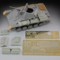 T-70 M Resin og metal foto-ætsede kit - Royal Model 620